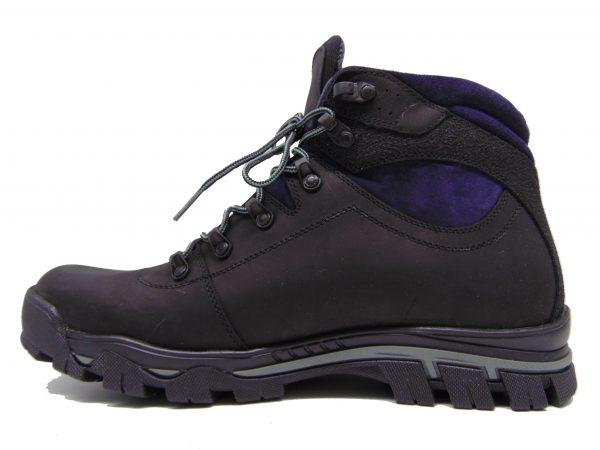 Buty trekkingowe BADURA 4611 czarne