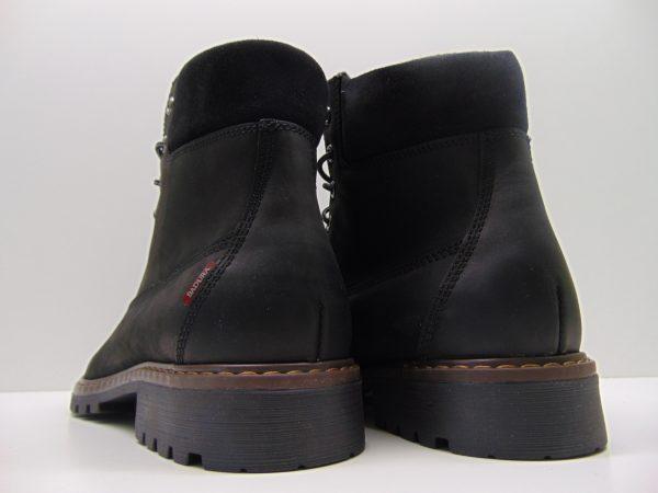 Trzweiki męskie Badura 4602-F czarne