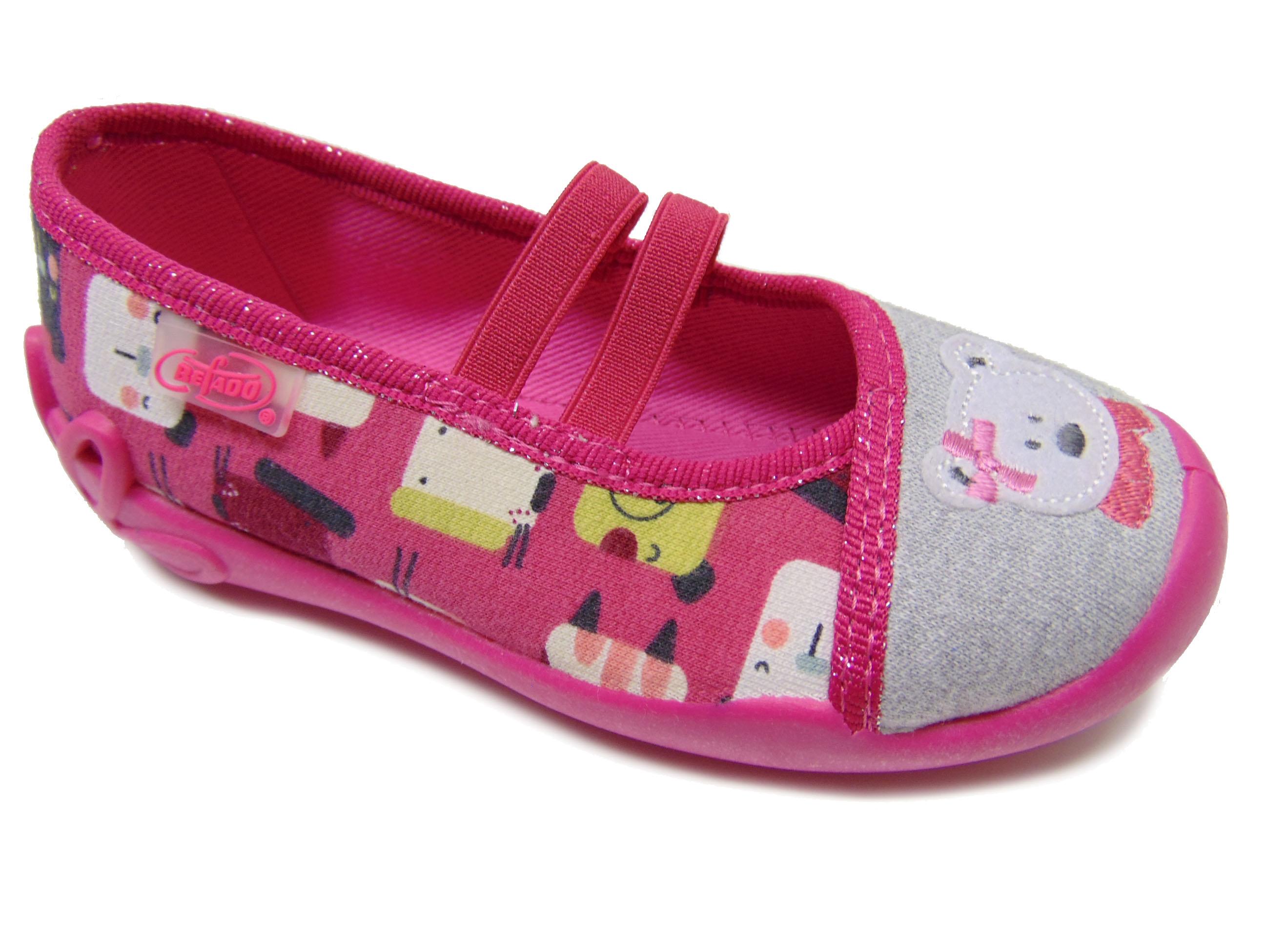 Befado obuwie dziewczęce 116X226