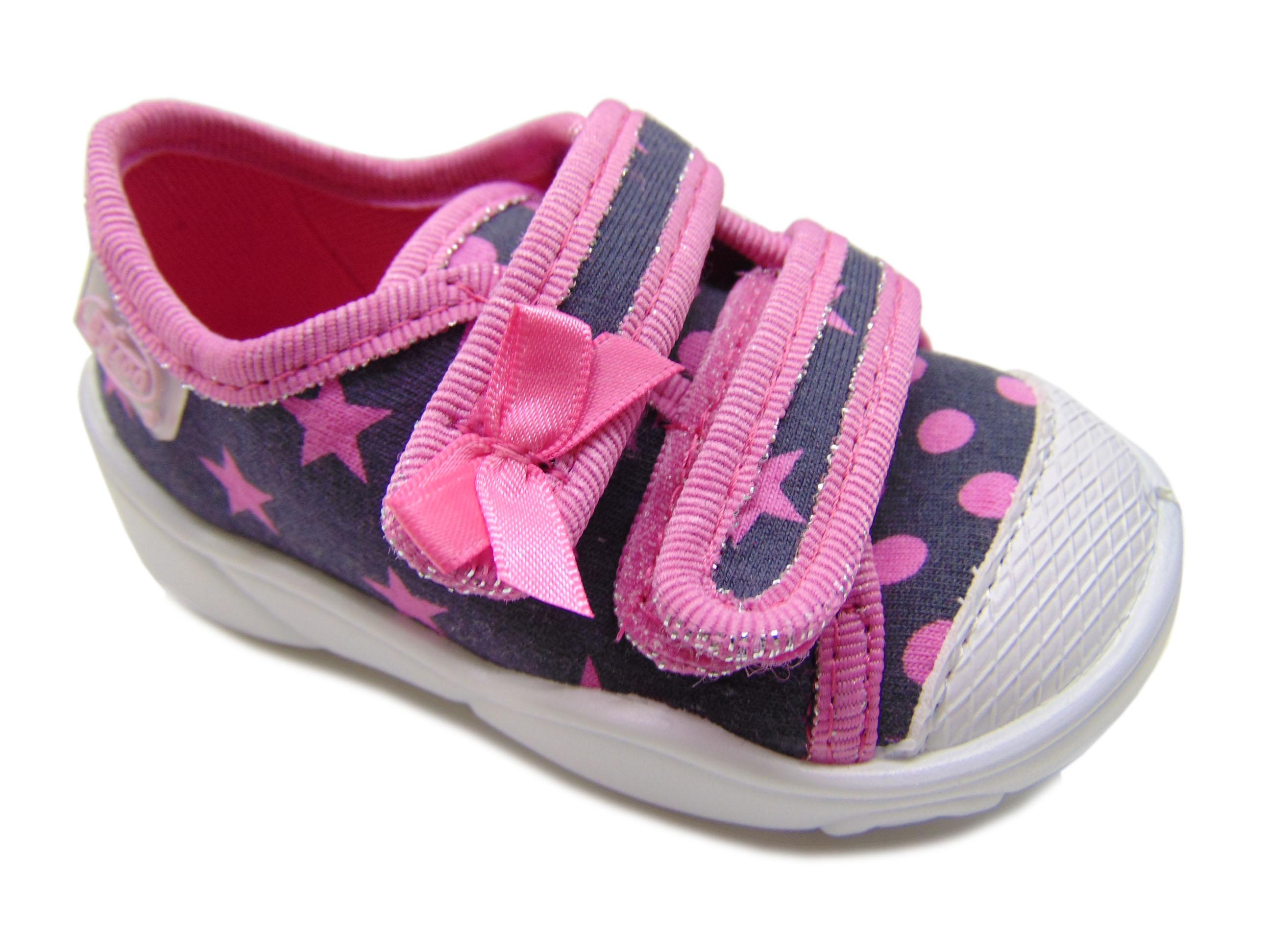 Befado obuwie dziewczęce 907P098
