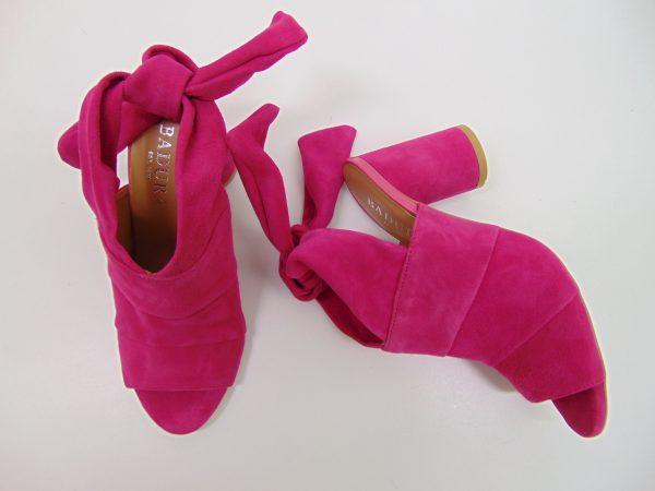 Sandały Badura 7787-69 fuksja