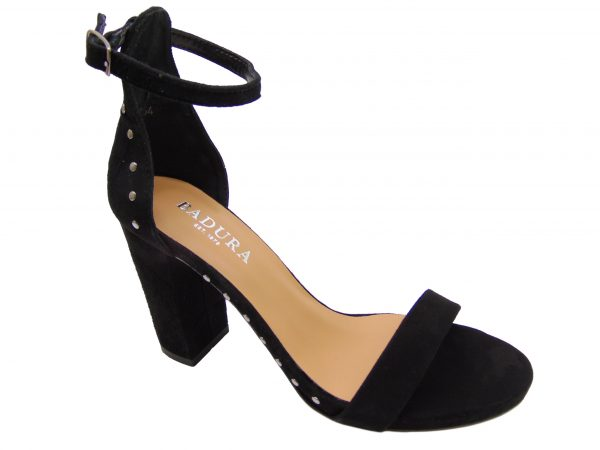 Sandały Badura 4641-69 czarne