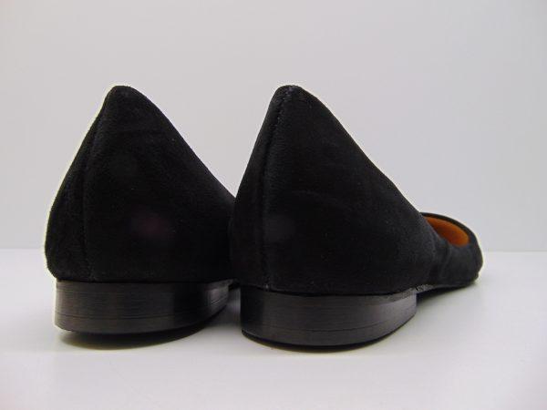 Baleriny Badura 1505-69 czarne