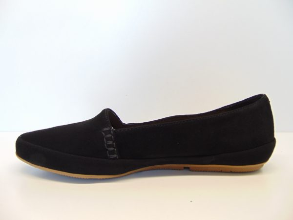 Badura 6352-015 baleriny czarne