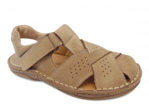 Vinci Nikopol 402-31 sandały brązowe