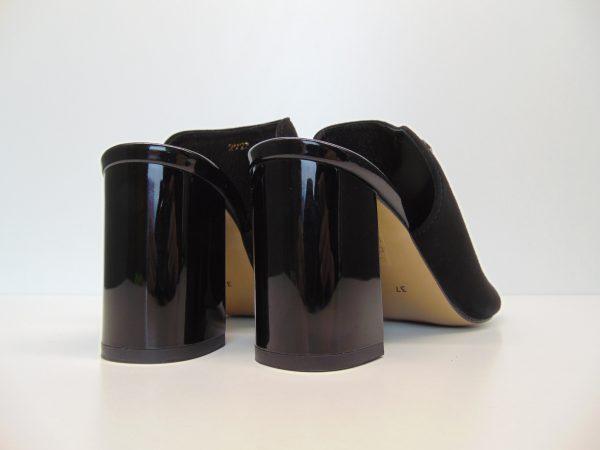 Klapki Maccioni 644-121 czarne
