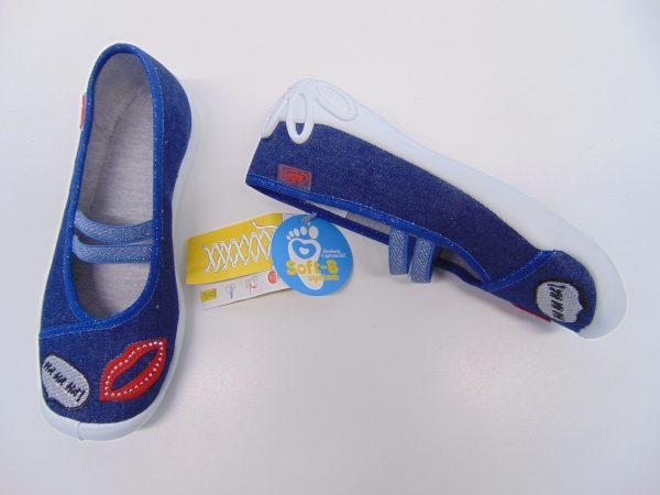 Befado 116Y233 obuwie dziewczęce
