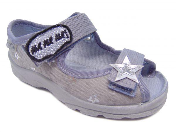 Befado 969X122 sandały dziewczęce