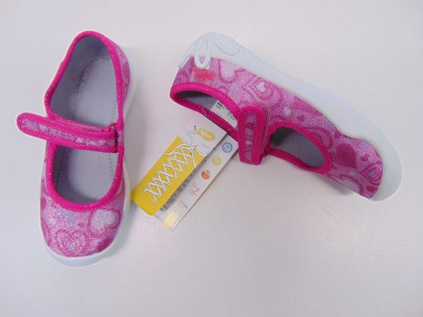 Befado 114X285 obuwie dziewczęce