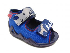 Befado 250P069 sandały chłopięce