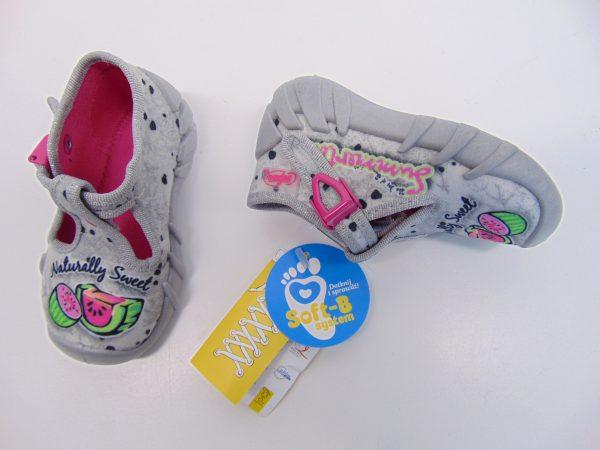 Befado 110P317 buciki dziewczęce