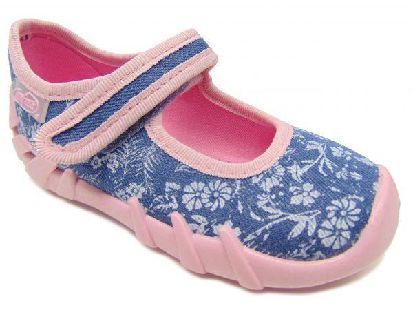 Befado 109P160 buciki dziewczęce