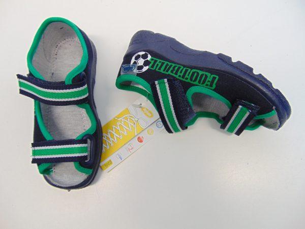Befado 969X078 sandały chłopięce