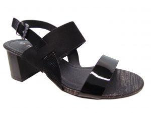 Monnari 0370-M20 sandały czarne