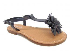 Sandały Maciejka IT006-01 czarne