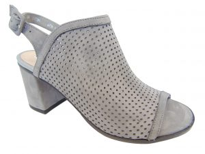 Botki sandały Carinii B4258-J51 szare