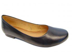 Baleriny Maciejka 00903-01 czarne
