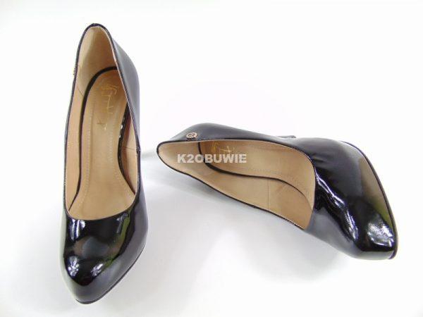Kati 1054-L002 czółenka czarne