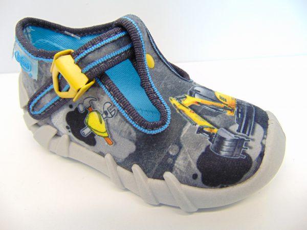 Befado 110P321 buciki chłopięce