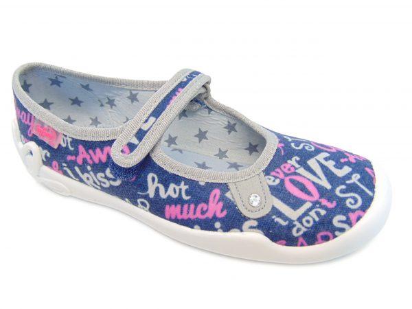 Befado 114Y311 obuwie dziewczęce