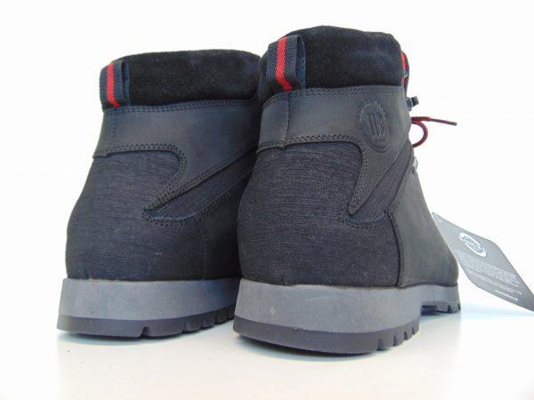 Buty trekkingowe BADURA 4634-054 czarne