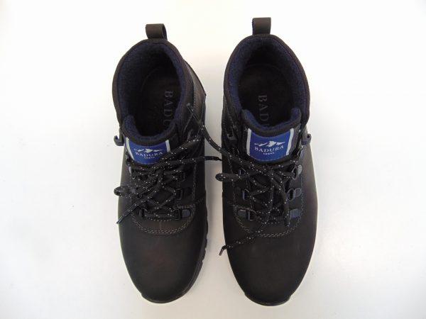 Buty trekkingowe BADURA 4656-054 czarne