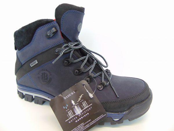 Buty trekkingowe BADURA 4616-434 granat