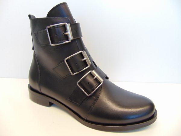 Botki Badura 8192-1520 czarne