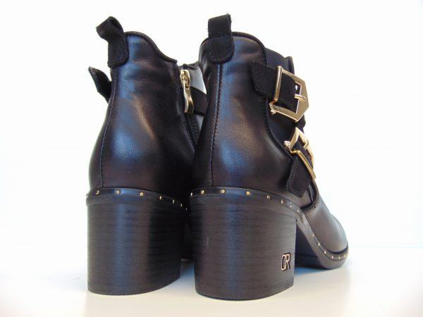 Botki Carinii B4558-E50 czarne
