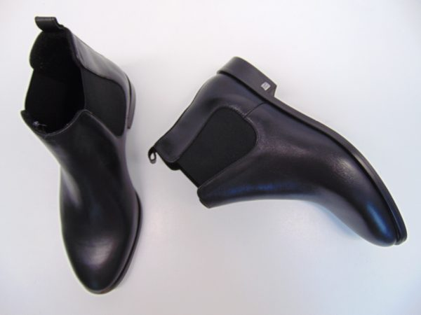 Botki sztyblety Nessi 18446-16 czarne