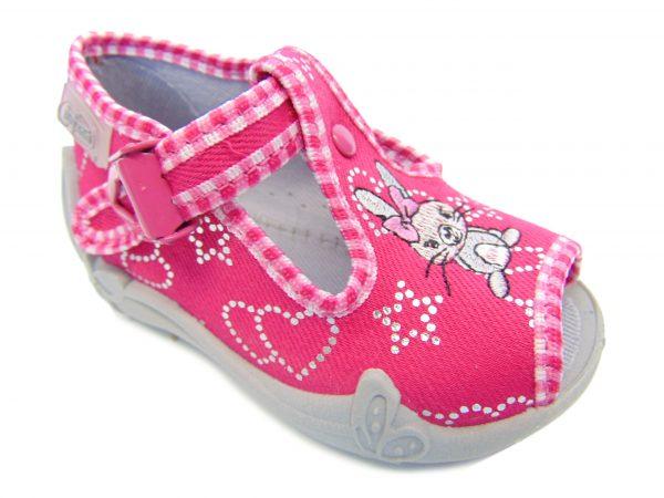 Befado 213P105 buciki dziewczęce
