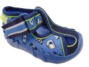 Befado 190P083 sandałki chłopięce