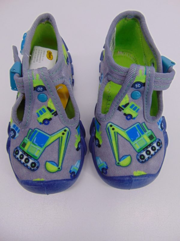 Befado 110P371 obuwie chłopięce