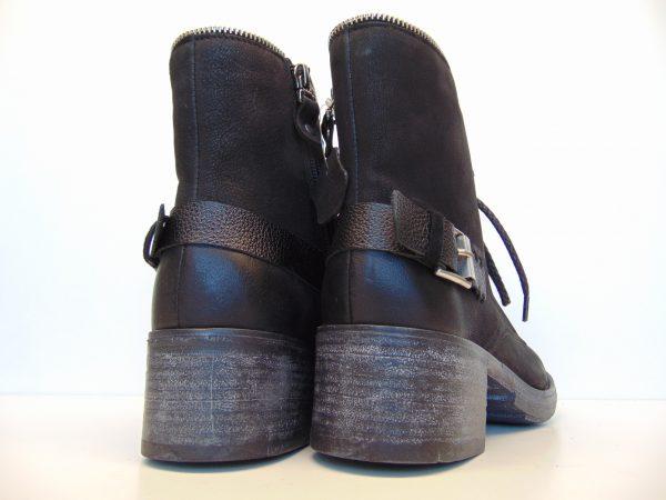 Botki Maciejka 03750-01 czarne