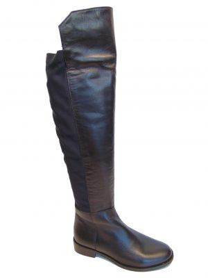 Kozaki Nessi 71705-6+SZ czarne