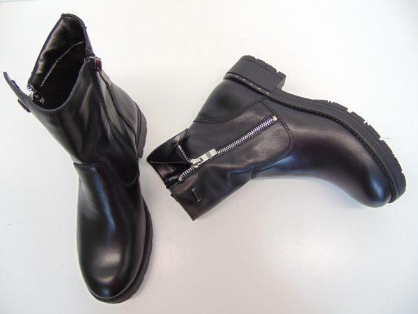 Botki G.Fabiani Rammit 1300/5 L-03 czarne