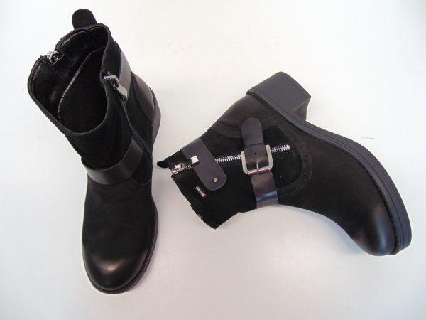 Botki G.Fabiani Rammit 1267/5 CH-18/W... czarne