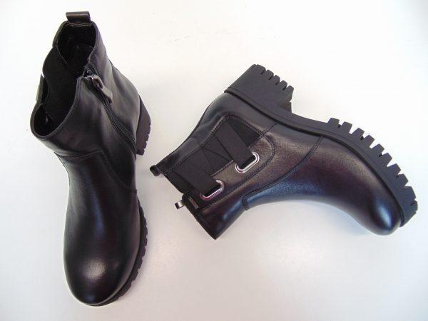 Botki G.Fabiani Rammit 1151/5 L-03 czarne