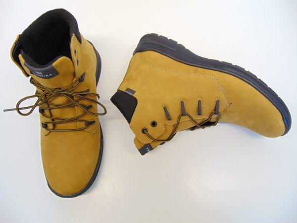 Trzewiki męskie BADURA 4722-371 żółte