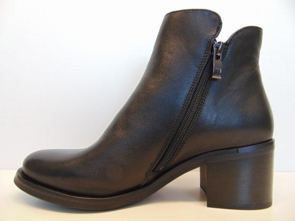 Botki Nessi 18450-1 czarne