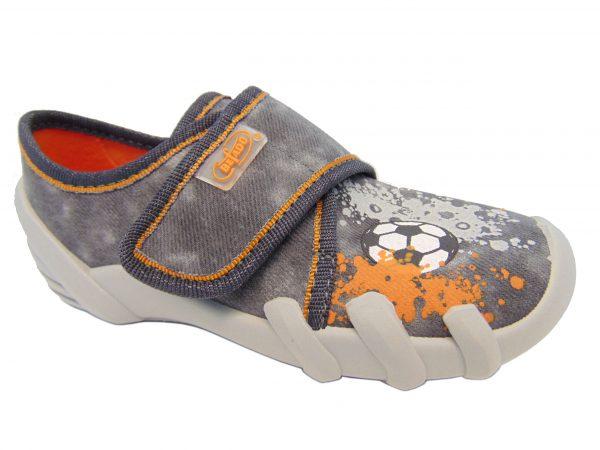 Befado 273X236 obuwie pantofle chłopięce