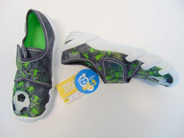 Befado 273Y231 obuwie pantofle chłopięce