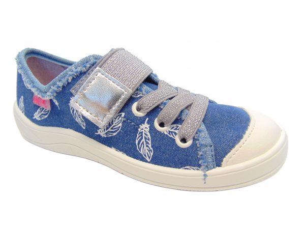 Befado 251Y111 obuwie trampki dziewczęce