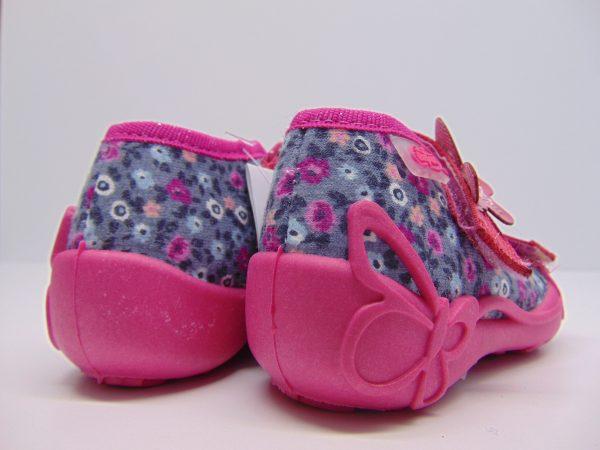 Befado 242P072 sandałki dziewczęce