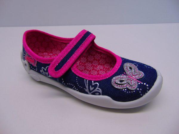 Befado 114X334 obuwie dziewczęce