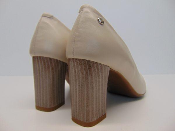 Maciejka 04016-17 baleriny lordsy granat