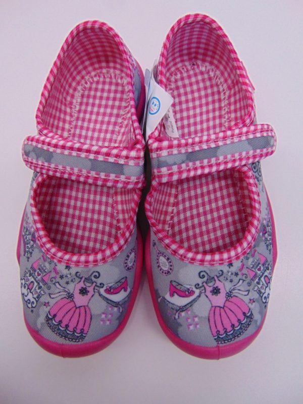 Befado 114X332 obuwie dziewczęce
