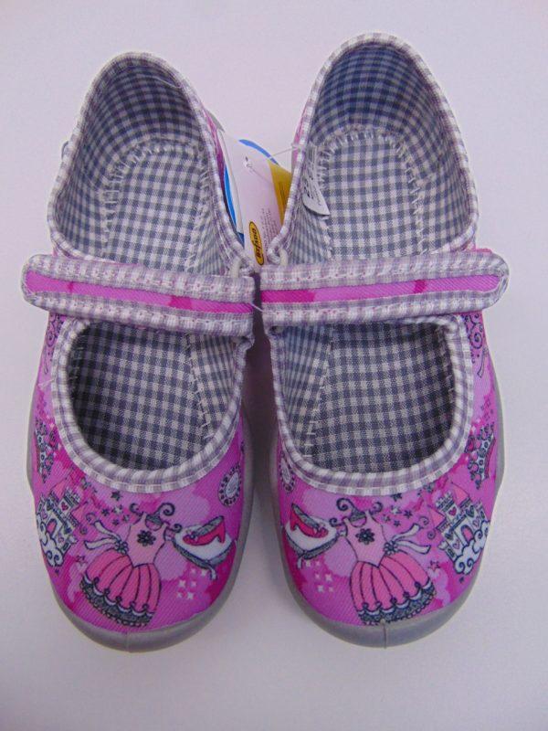 Befado 114X333 obuwie dziewczęce