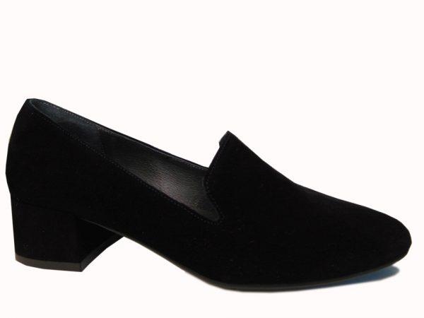 Półbuty Ryłko 3NP57YZ1F czarne