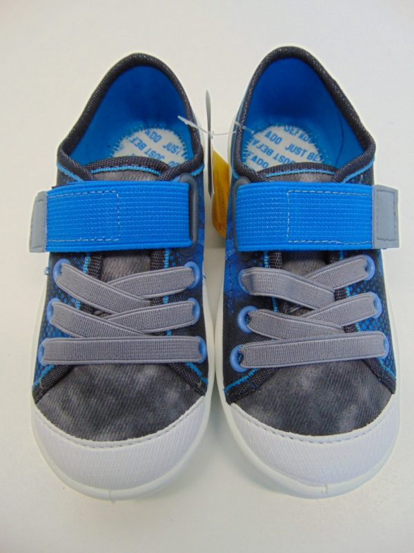 Befado 251X120 obuwie trampki chłopięce
